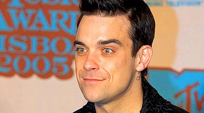 Robbie Williams (Photo: Rui M. Leal / PR Photos)