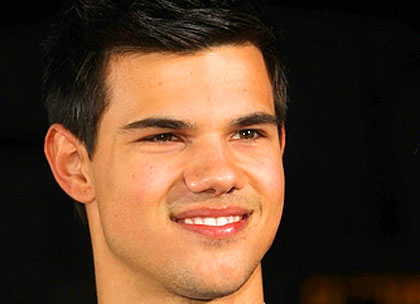 Taylor Lautner (Photo: Glenn Harris / PR Photos)