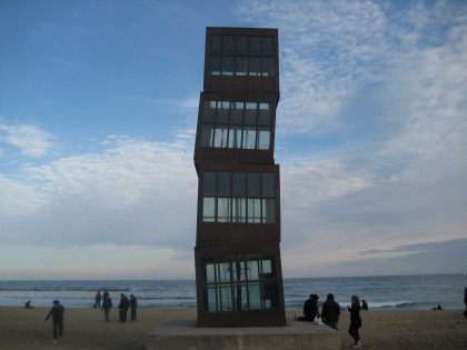 Beach: Homage to Barcelonetta