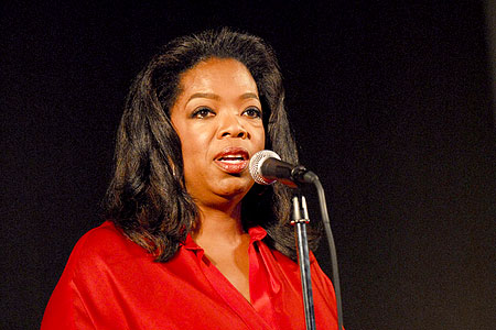 Oprah Winfrey (Photo: Daniel Locke / PR Photos)