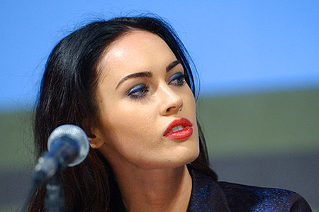 megan fox tattoos removed. Megan Fox: A tattoo to honour