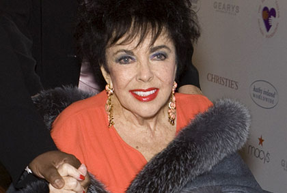 Elizabeth Taylor (Photo: Chris Hatcher / PR Photos)