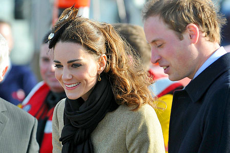 Kate Middleton and Prince William (Photo: Solarpix / PR Photos)