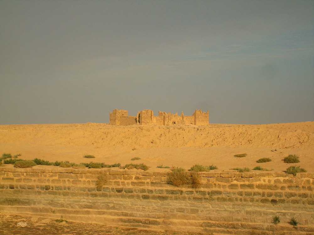 The magic Qasr Bashir