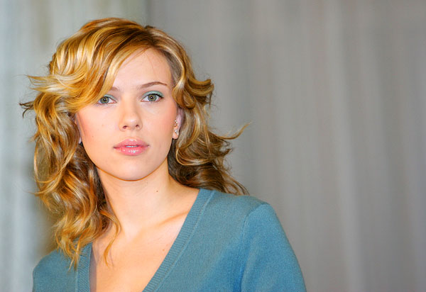 Scarlett Johansson (Photo: Andrea Staccioli Graffiti / PR Photos)