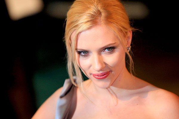 Scarlett Johansson (Photo: Solarpix / PR Photos)