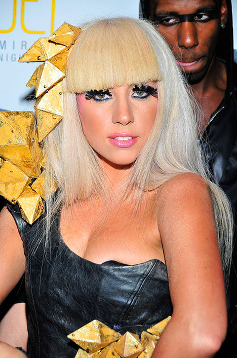 Lady Gaga (Photo: Robert Kenney / PR Photos)