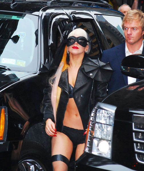 Lady Gaga (Photo: Mohammed Kasim / PR Photos)