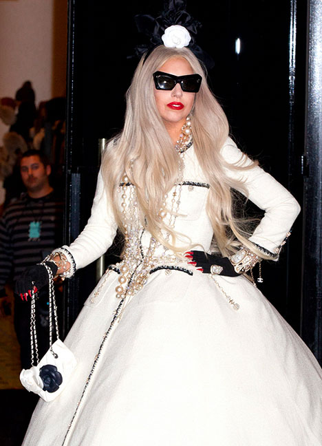 Lady Gaga (Photo: Janet Mayer / PR Photos)
