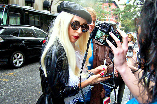 Lady Gaga (Photo: Montserratt Correa / PR Photos)