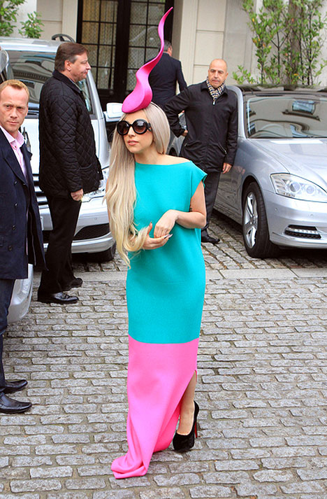 Lady Gaga (Photo: Solarpix / PR Photos)
