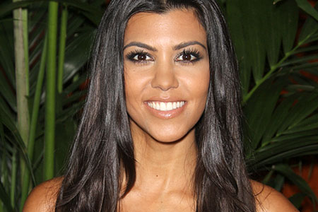 Kourtney Kardashian (Photo: Chris Hatcher / PR Photos)